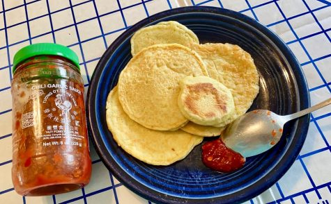 Make Egg Pancakes!