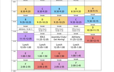 The New Online School Schedule
