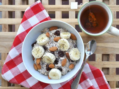 Make This Oatmeal For Breakfast!