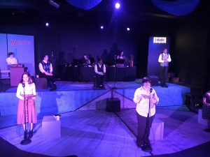The 39 Steps Takes the Stage