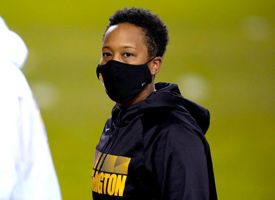 Jennifer King is the NFL's First Full-Time Black Female Coach